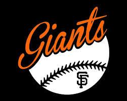 San Francisco Giants Sf Baseball Dual Color Vinyl Decal Etsy