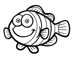 pesce-aprile-colorare-stampare-nemo - Blogmamma.it