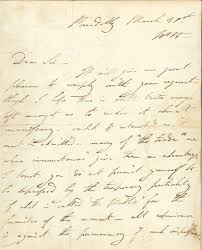 Letter from Lord Byron (George Gordon) to Samuel Taylor Coleridge