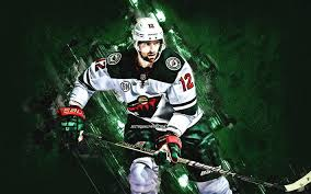 Download wallpapers Eric Staal, Minnesota Wild, Canadian hockey ...