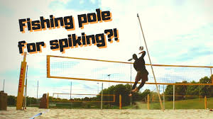 diy acuspike volleyball spike
