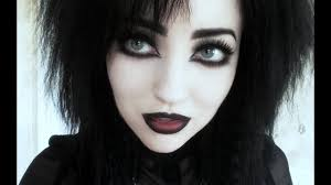 my everyday goth makeup tutorial you