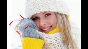 صور لبنات في فصل الشتاء حسب طلبكمphotos Of Girls In Winter According To Your Request Youtube
