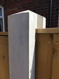 Free Concrete Fence Post 8ft New Slotted To Collect S8 Sheffield In Sheffield South Yorkshire Gumtree