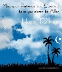 happy ramadan quotes sayings