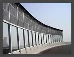 Soundproof Aluminum Foam Panels Acoustic Modular Fence System
