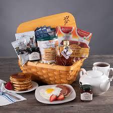 mother s day gift basket breakfast in