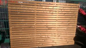 Home Depot Lattice Panels Vinyl Thermowood Slatted Screen Fence Panel Similar Look To Equalmarriagefl Vinyl From Home Depot Lattice Panels Vinyl Pictures