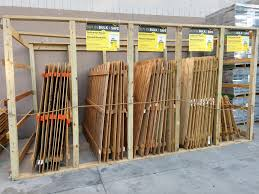 No More Wood Fence Panels Laying On The Ground Lowes