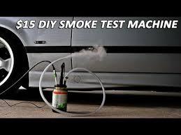 15 diy smoke machine