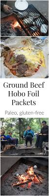 paleo cing vlog and recipe for hobo
