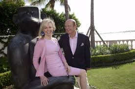 Wilbur and Hilary Ross on Maintaining Their $125 Million Art Collection