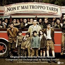 Film Music Site - Non è mai troppo tardi Soundtrack (Stefano Lentini) - Rai  Trade (2014)