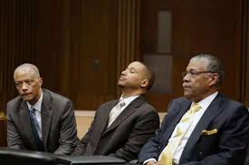 State Sen. Virgil Smith jailed, judge nixes resignation - Huron ...