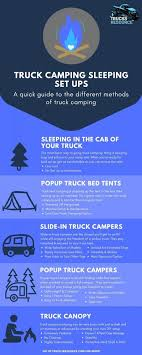 guide to getting started truck camping