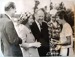 Long Live Royalty — Prince Philip, Queen Elizabeth II, Commander F.W....