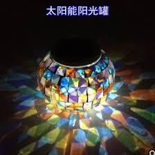 qoo10 solar lights broken glass