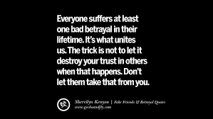 quotes on fake friends that back stabbed and betrayed you