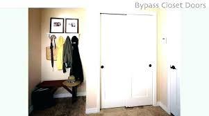 sliding closet door mirror replacement