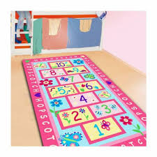 Kids Area Rug Children Bedroom Carpet Play Room Streets Map Time City Road Fun For Sale Online Ebay