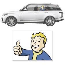 Fallout 4 Thumbs Up Vault Boy Passenger Series Walmart Com Walmart Com