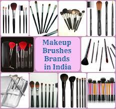 10 makeup brush brands in india