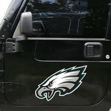 Philadelphia Eagles 12 Logo Car Truck Auto Vinyl Magnet Ebay