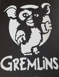 Gizmo Gremlins Car Decal Etsy
