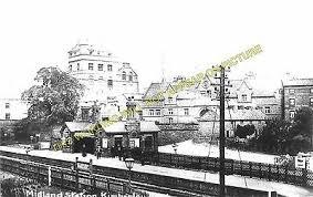 Kimberley West Railway Station Photo. Ilkeston - Watnall. Basford Line. (2)    eBay