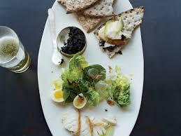Smoked Sturgeon with Caviar and ...