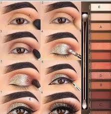 easy eye makeup tutorial beginners