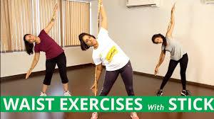 best slim waist exercises for women at