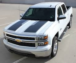 Chevy Silverado Stripes Silverado Decals Graphics Easy Upgrade