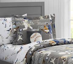 bed sheets pottery barn kids
