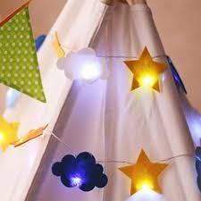 Led Lamp Star Moon Cloud Light Kids Room Tent Decorative Lights Cute For Sale Online