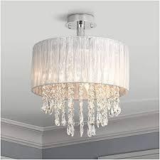 ceiling light semi flush mount fixture