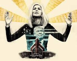 She led Trump to Christ: The rise of the televangelist who advises the White  House - The Washington Post