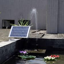 12v 5w solar fountain dc brushless mini