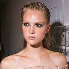 best makeup looks at nyfw spring 2017