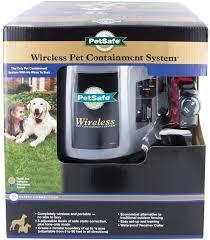 Amazon Com Petsafe Pif 300 Wireless 2 Dog Fence Containment System Petsafe Wireless Pet Fence Products Pet Supplies