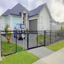 China Steel Fence Powder Coated Aluminum Fencing Garden Fence Panel Pool Fence China Fence Fencing