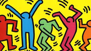Keith Haring symbol art lesson plan- Display My Art on Vimeo ...