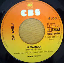 Caravelli - Fernando / Save Your Kisses For Me (1976, Vinyl) | Discogs