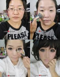 anese man makeup transformation
