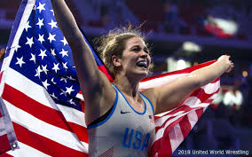 Adeline Gray Wins Fourth World Title, Tied For Most Among U.S. Women In  History
