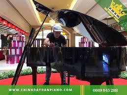 CHỈNH DÂY ĐÀN PIANO BIỂU DIỄN EVENT | QUẬN 3 | VIDEO