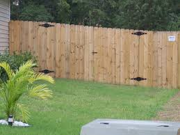 Wood Fence Smelcer Fence Contractorsservicing Our Area Since 1985 910 425 1769