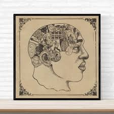 The Roots Phrenology Poster Album Music ...