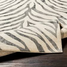 aine distressed animal print taupe