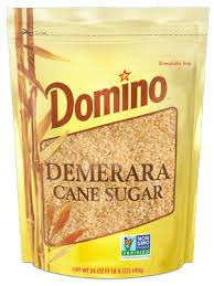 demerara cane sugar domino sugar
